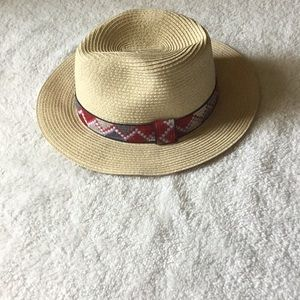 21 MEN STRAW HAT SIZE L / XL